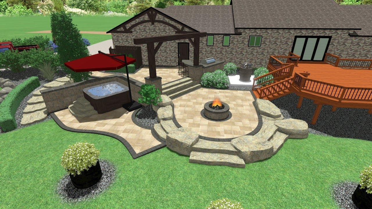 Image of: Patio With Pool And Grill To Outdoor Stone Kitchen Comes From Kit How To Build Diy Outdoor Bar Howtos