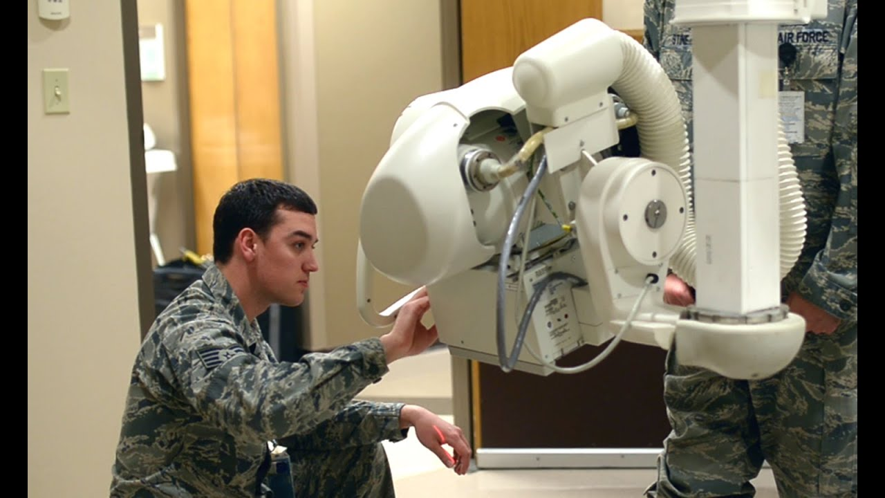 Airmen of the 28th: Diagnostic Imaging (Radiology)