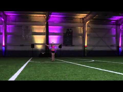 Hooperz New England II ~ Eva Lou Hoops ~Newbie Hooper of the Year~ Youth
