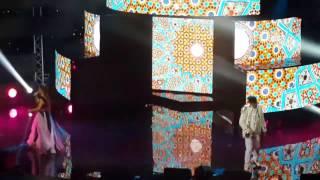 Элвин Грей и Гузель Уразова - Я встретил тебя (LIVE)
