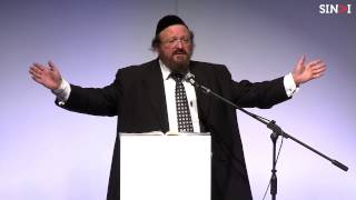 Dayan Yonatan Abraham: Torah: Liberty or Restriction?