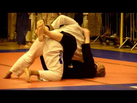 Chris Caulton BJJ British Open 2011