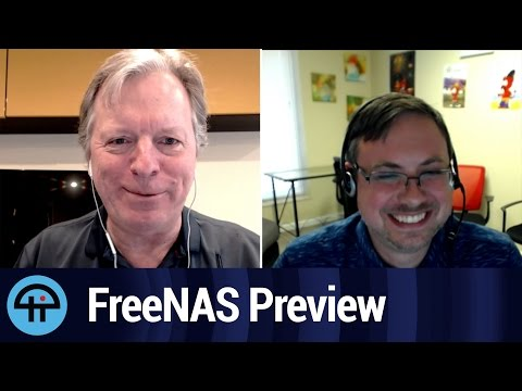 FreeNAS Preview
