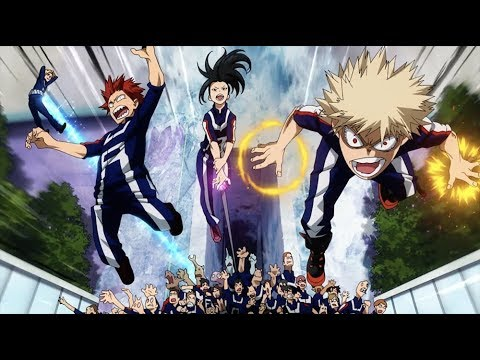 My Hero Academia Two Heroes Streaming Officially For Limited Time On Animelab The Otaku S Study
