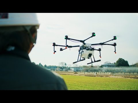 Agras MG-1 by DJI JAPAN