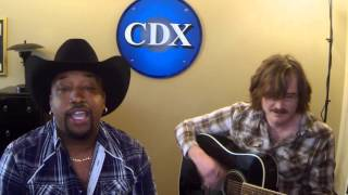 "Simba Jordan ""Country Thang"" - Live at CDX in Nashville"