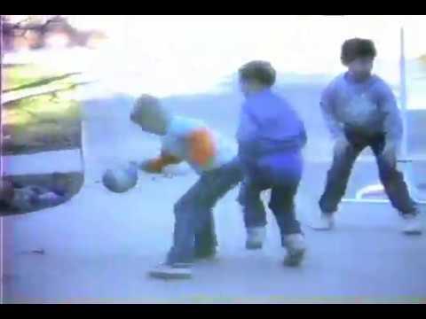 Basketball   Gregg & Michael w Barton Danny jan 23 1987