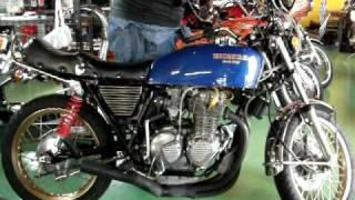HONDA★CB400F(ヨンフォア) thumbnail