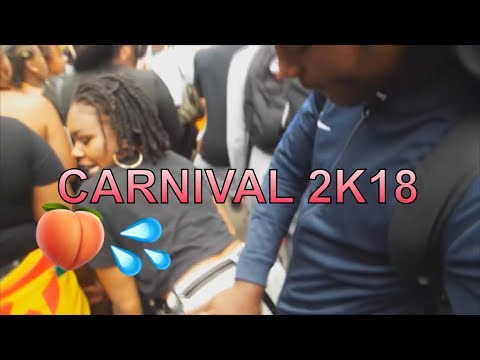 Notting  Hill Carnival 2018 *MADNESS* |Vlog
