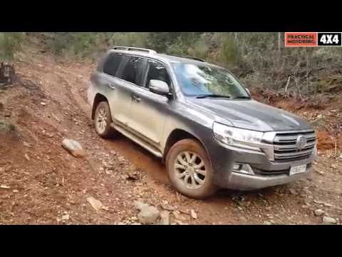 2016 Toyota LandCruiser LC200 Series Offroad Test -  4x4.practicalmotoring.com.au