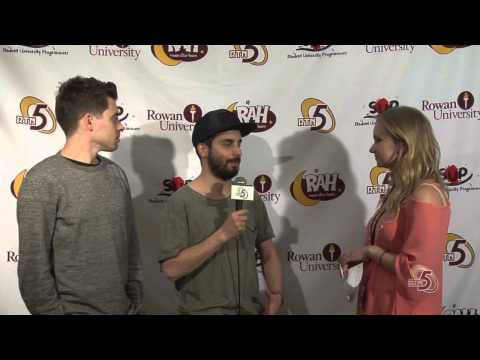 ProfStock 2015: Cash Cash Interview