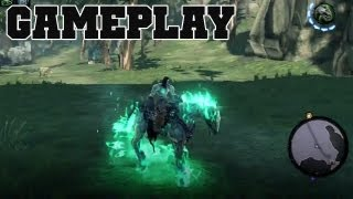 COTV - Darksiders 2 DEADLY DESPAIR Exclusive Gameplay