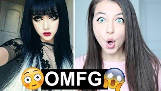 omaahgod! so excited to do a reaction video to a Dont Judge Me Chal...