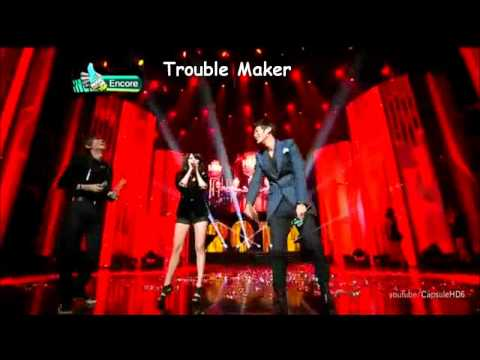 Trouble Maker - Doo Joon (cover dancer)|feat. JH & hyuna|