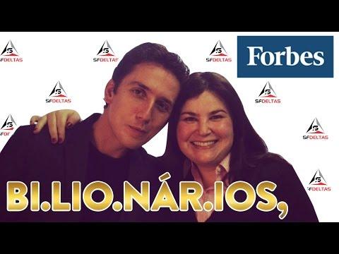 Ricardo Geromel (Forbes) e o legado dos Bilionários | Mundo do Dinheiro #08