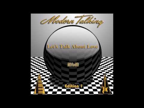 Modern Talking - Let's Talk About Love Edition 1 / Remixed Album (re-cut by Manaev)