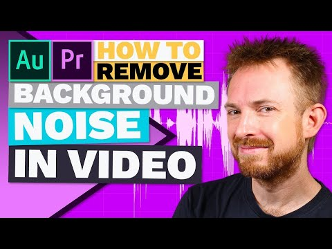 How to Remove Background Noise in Video