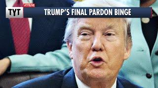 Trump's FINAL Pardons: Julian Assange? Lil Wayne?