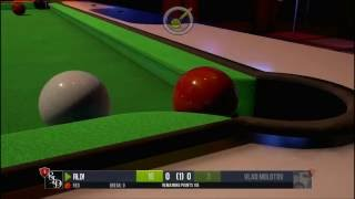 Pool Nation FX Snooker gameplay PC