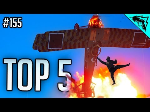 BF1 Top 5 Plays & Epic Moments (Dynamite Plane, Horses & Sniping) Battlefield 1 WBCW #155