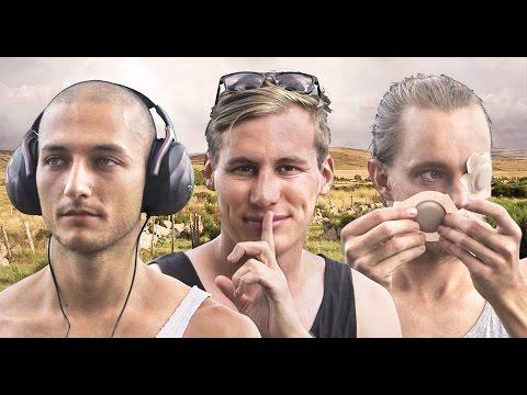 Drei von Sinnen - Three Monkeys One Journey | Trailer | 2017