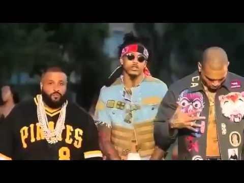 Chris Brown Dj Khaled Fetty Wap & August Alsina - Gold Slugs Preview