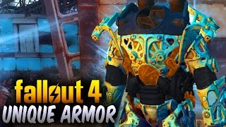 Fallout 4 TOP 6 Legendary & Unique Power Armor Locations ! (Fallout 4 All Unique Power Armor)