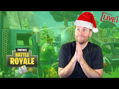 NEW WINTER UPDATE in FORTNITE BATTLE ROYALE Coming Tomorrow! Get the Details!