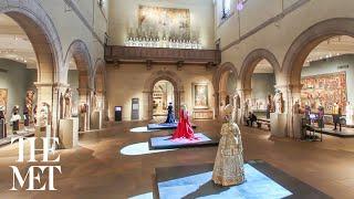 Heavenly Bodies: Fashion and the Catholic Imagination Installation Time-Lapse