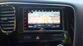 Mitsubishi Outlander 3 vs appradio 4