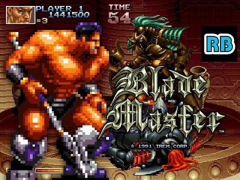1991 [60fps] Blade Master Arnold Hard Nomiss ALL