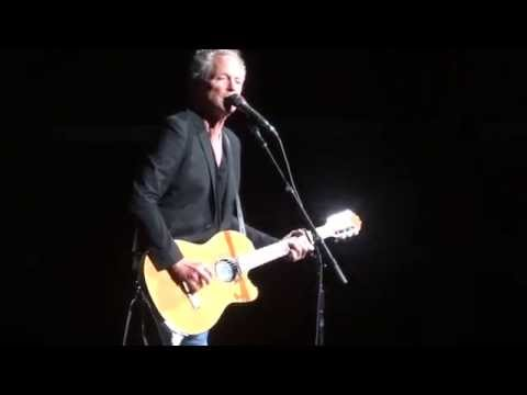 """Big Love (Acoustic)"" Fleetwood Mac@Wells Fargo Center Philadelphia 10/15/14"