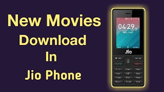 How To Download New Movies in Jio Phone In Tamil | 100 % working