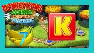 Donkey Kong Country Tropical Freeze #7 🍌 Abschluss der Zweiten Welt!