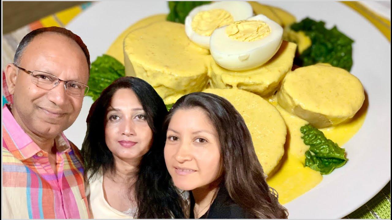 Peruvian Lunch With Recipe. আমেরিকাতে পেরুর বন্ধুর বাসায় লাঞ্চের দাওয়াত। বাংলা রেসিপি সহ Yummy Food.
