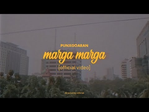 PUNXGOARAN - Marga Marga [Official music Video]