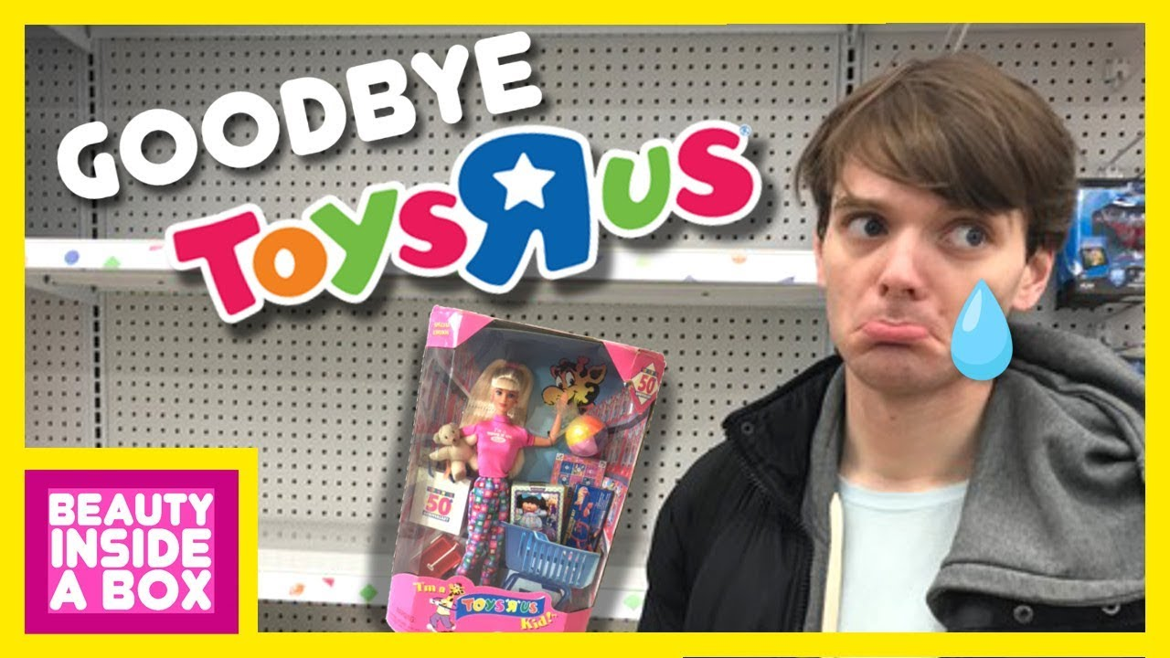Goodbye Toys R Us Barbie Doll Review Beauty Inside A