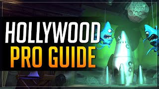 Hollywood Map Guide! How to Attack and Defend!