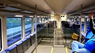 Good Train with 2 Levels in Europe.