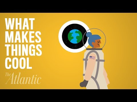 Video image: What makes things cool?