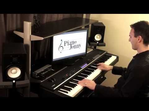 Fly Me to the Moon - Jazz Piano by Jonny May