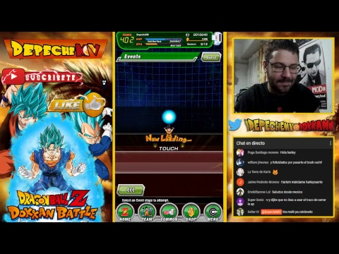 ¡DIRECTO! Boss Rush Super 3 con Team Heroes! + invitados ^^ | DBZ Dokkan Battle En Español