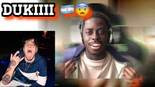 Young Pierre Reacts to DUKI - Chico Estrella (Video Oficial) ft. Asan, Yesan