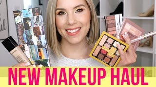 NEW Makeup HAUL | Maybelline, CoverGirl, L
