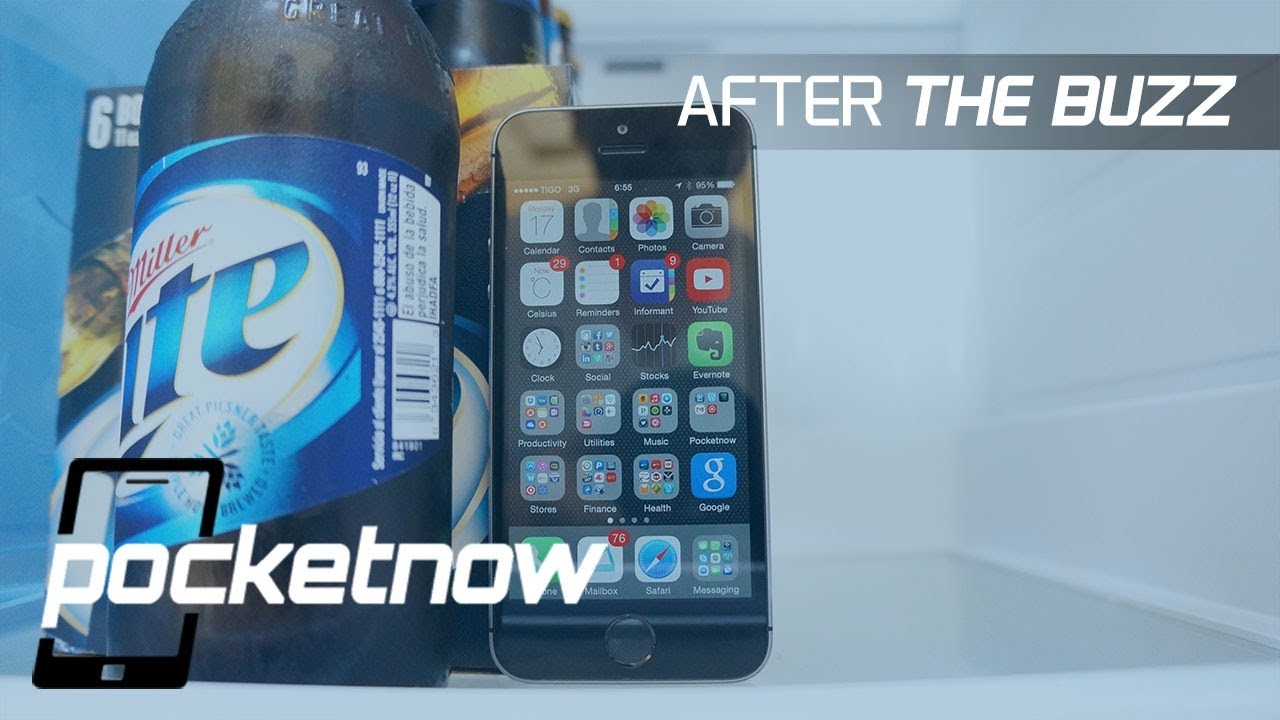 iPhone 5s - After The Buzz, Episode 30