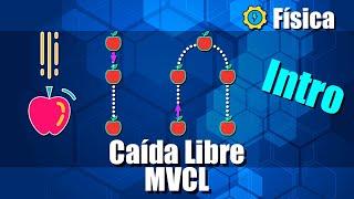 Caída Libre (MVCL) - Ejercicios Resueltos - Intro