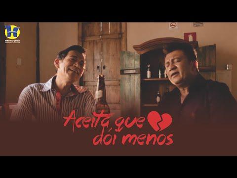 Chico Amado e Xodó - Aceita que Dói Menos (Clipe Oficial)