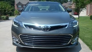 Toyota Avalon Limited - Found the Fountain of Youth?