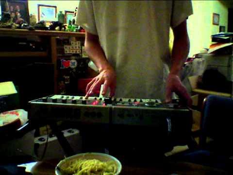 Dubstep with a Microkorg
