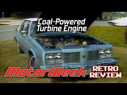 Retro Review: Coal-Powered Turbine Engine Oldsmobile